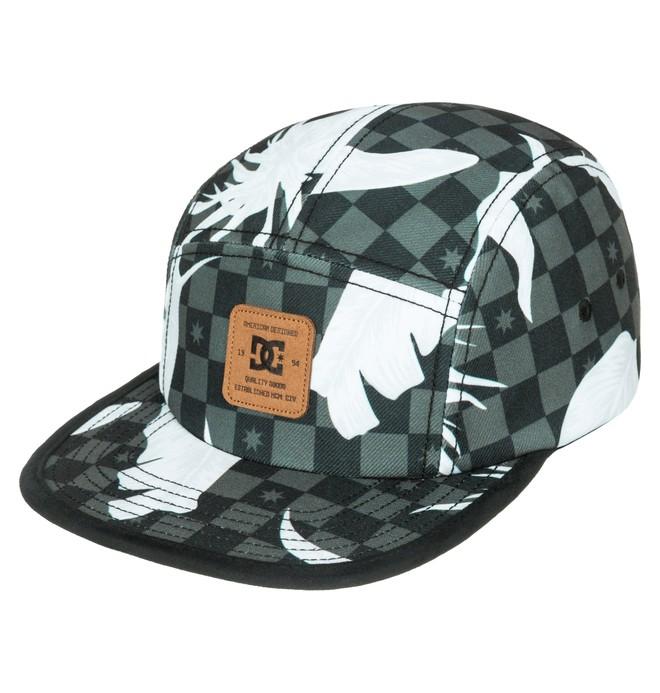 0 Men's Supercamp 5-Panel Camper Hat  ADYHA03117 DC Shoes