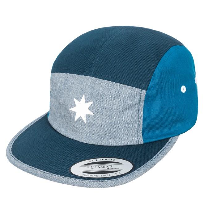 0 Men's Accordian 5-Panel Camper Hat  ADYHA03121 DC Shoes