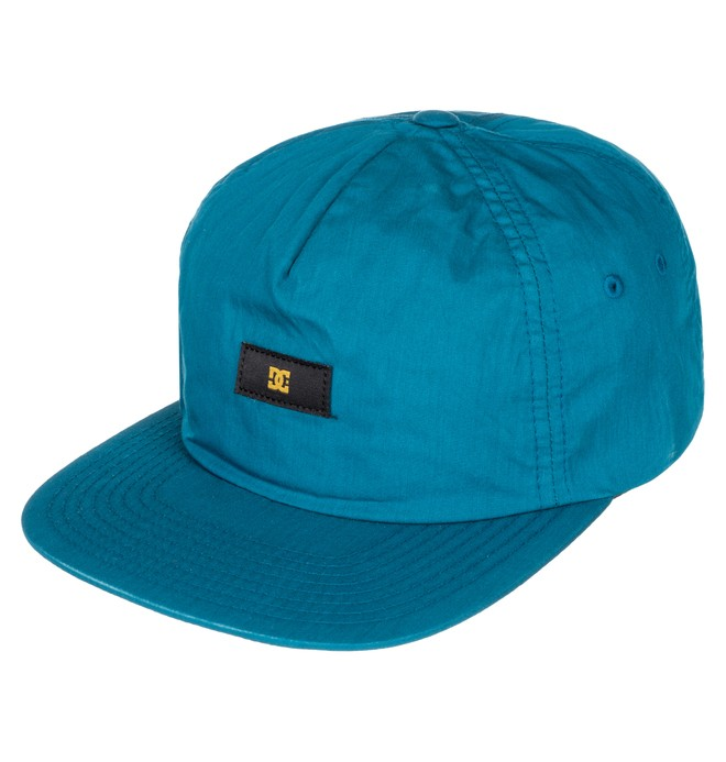 0 Men's Caroozer Strapback Hat  ADYHA03147 DC Shoes
