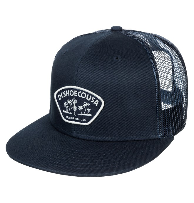 0 Stardate - 6-Panel Trucker Cap  ADYHA03148 DC Shoes