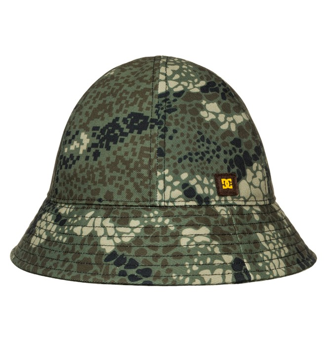 0 Everglade Bucket - Printed Bucket Hat  ADYHA03172 DC Shoes