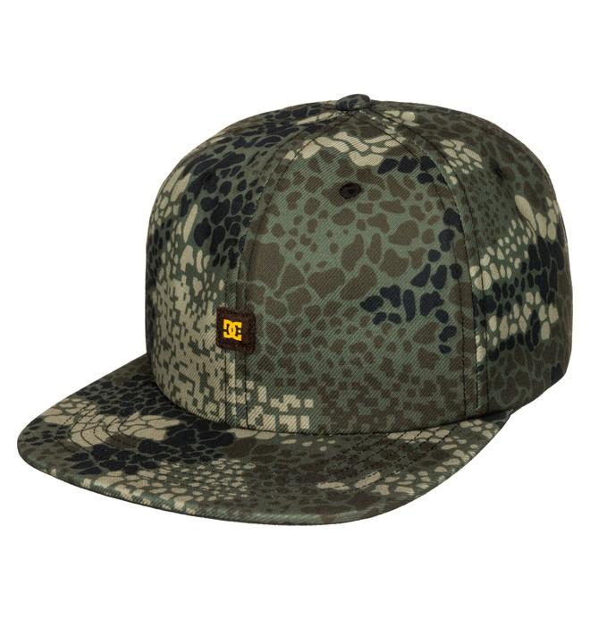 0 Men's Everglade Cap Hat  ADYHA03173 DC Shoes