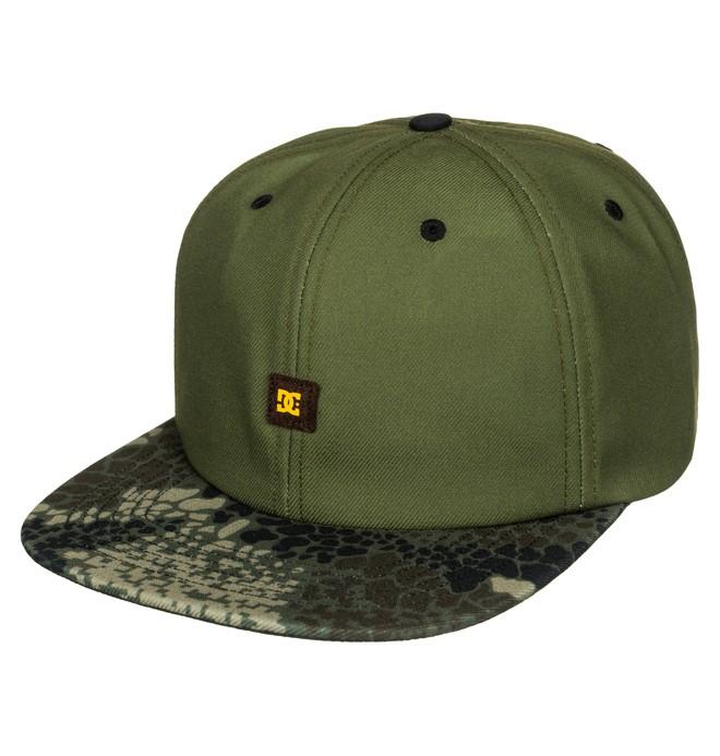 0 Everglade Cap - 6-Panel Unstructured Hat  ADYHA03173 DC Shoes