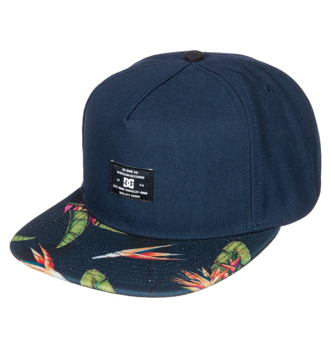 0 Crossover - 5-Panel Snapback Cap  ADYHA03174 DC Shoes
