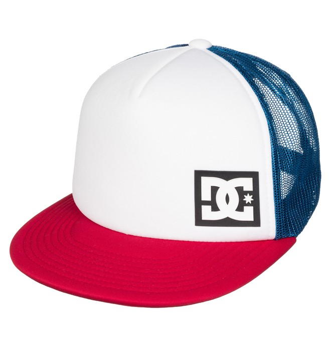 0 Men's Blanderson Americana Hat  ADYHA03228 DC Shoes