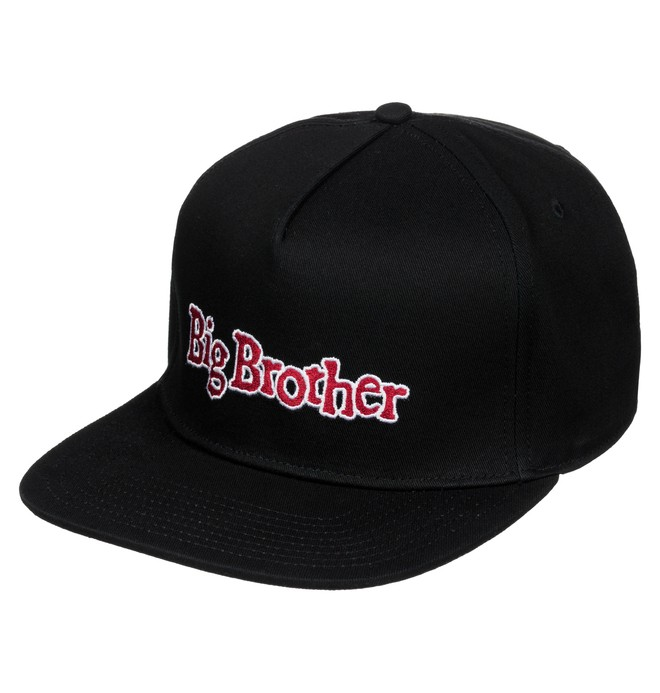 0 Big Brother Snapback - Cap  ADYHA03246 DC Shoes