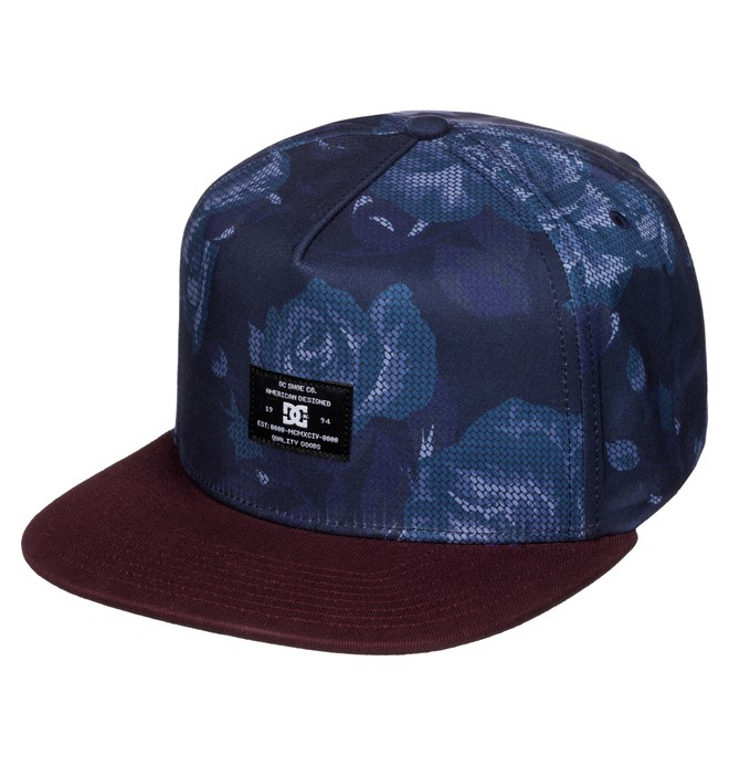 0 Breeson - Snapback Cap  ADYHA03250 DC Shoes