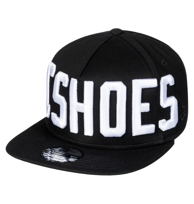 0 Crowbark - Snapback Cap  ADYHA03284 DC Shoes