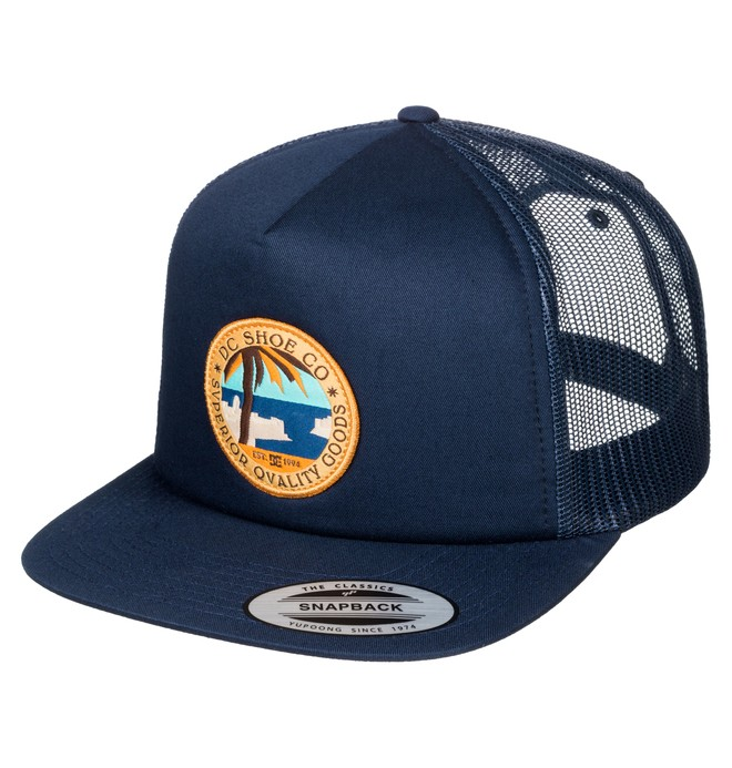 0 Mucker - Gorra Trucker  ADYHA03302 DC Shoes