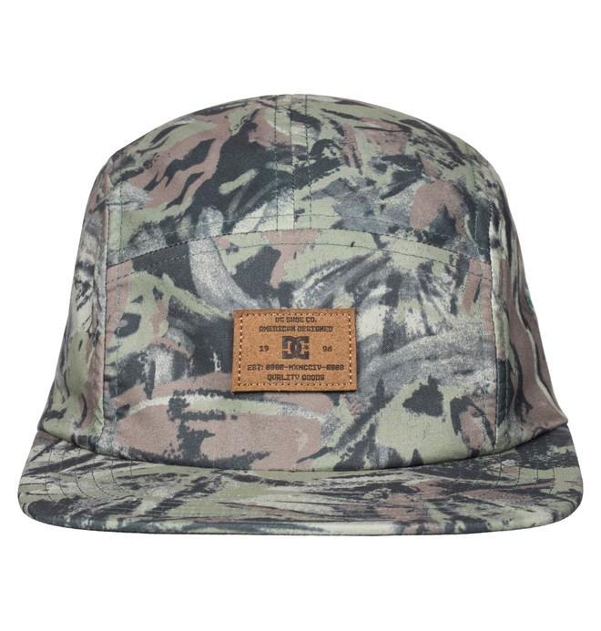 0 Men's Serine Camper Hat  ADYHA03306 DC Shoes