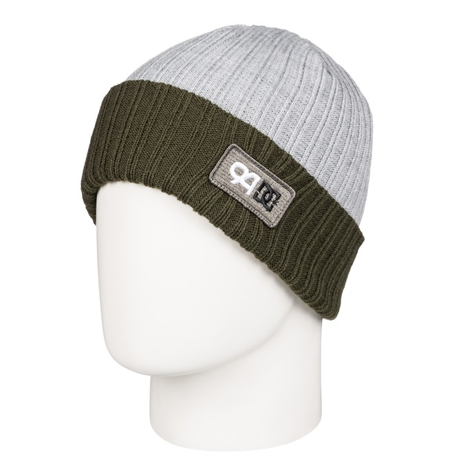 0 Men's DC Physed 94 Cuff Beanie  ADYHA03328 DC Shoes