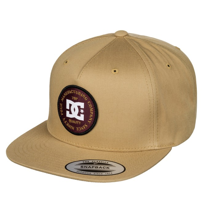 0 Chargy - Casquette snapback  ADYHA03335 DC Shoes