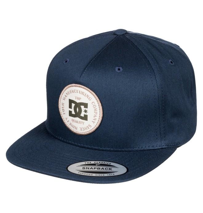 0 Chargy - Snapback Cap Blue ADYHA03335 DC Shoes