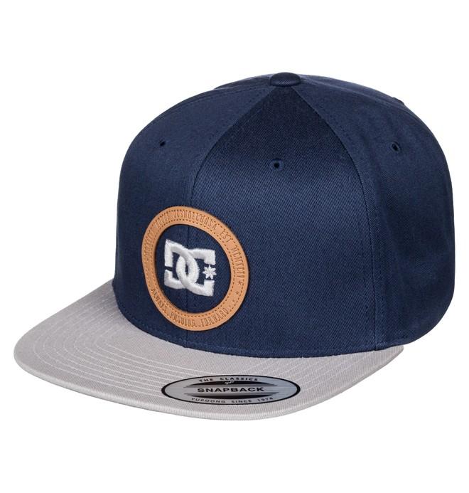 0 Men's Starver Snapback Hat  ADYHA03347 DC Shoes