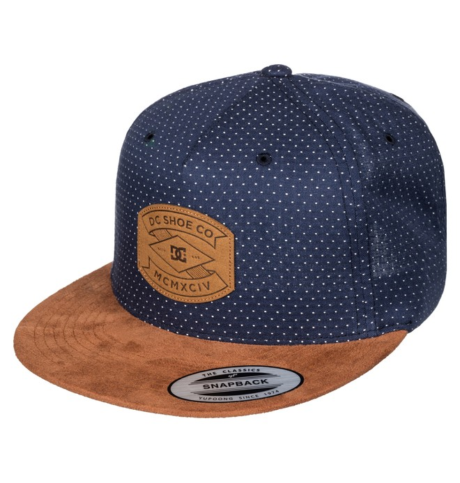 0 Smooths - Casquette snapback  ADYHA03353 DC Shoes