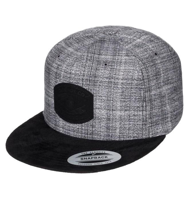 0 Men's Brooser Snapback Hat  ADYHA03354 DC Shoes