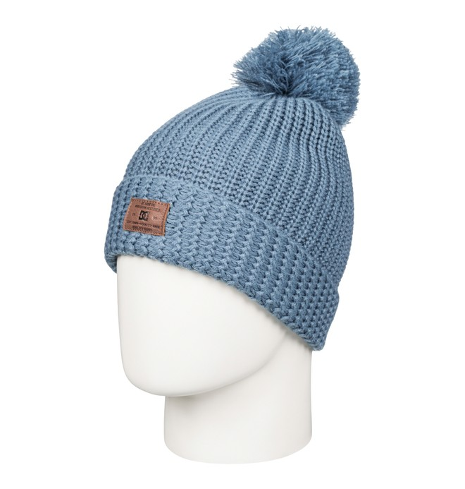 0 Shells Worth - Bobble Hat  ADYHA03367 DC Shoes