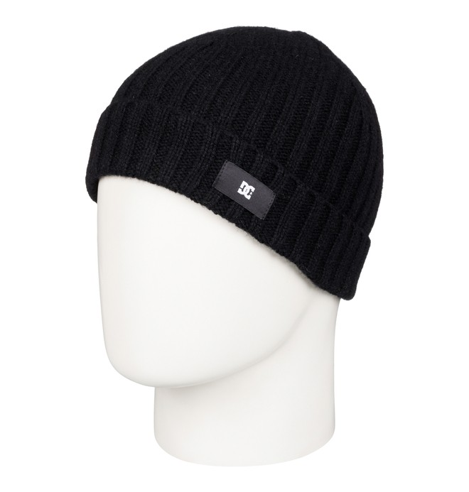 0 Men's Flathead Cuff Beanie  ADYHA03369 DC Shoes