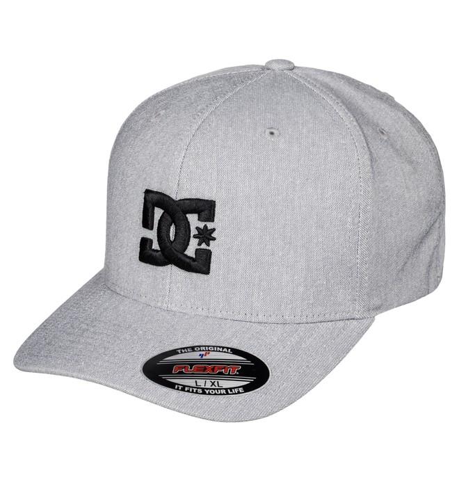 0 Men's Hatstar TX Hat Black ADYHA03387 DC Shoes