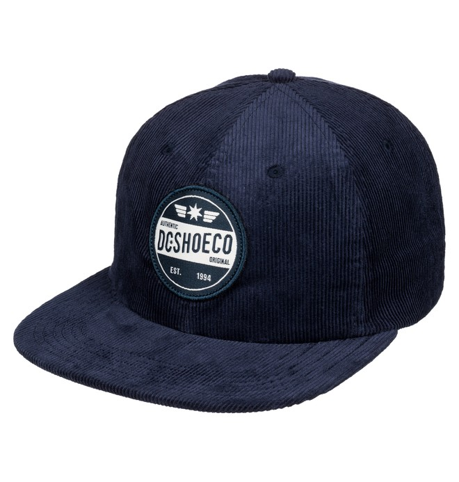 0 Vents - Casquette Bleu ADYHA03392 DC Shoes