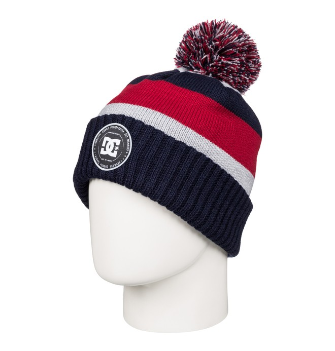 0 Harson Pom - Bobble Hat  ADYHA03405 DC Shoes