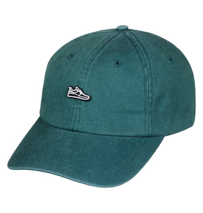 0 Men's Uncle Jeff Strapback Hat  ADYHA03414 DC Shoes