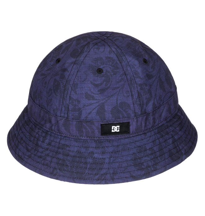 0 Men's Regalize Bucket Hat Blue ADYHA03418 DC Shoes