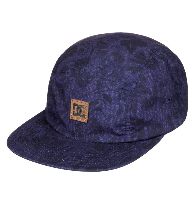 0 Men's Stover Camper Hat Blue ADYHA03424 DC Shoes