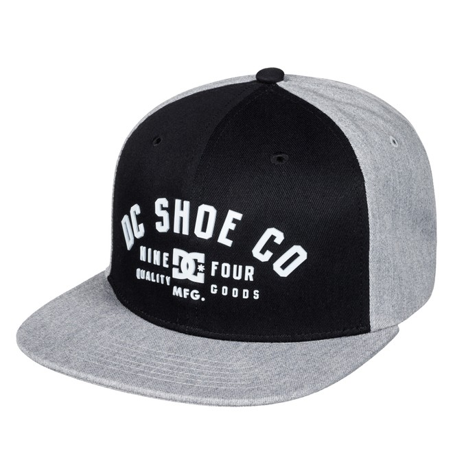 0 Garver - Casquette snapback  ADYHA03426 DC Shoes