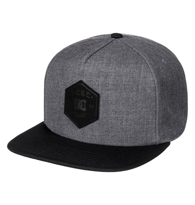 0 Men's Vernon Snapback Hat  ADYHA03454 DC Shoes