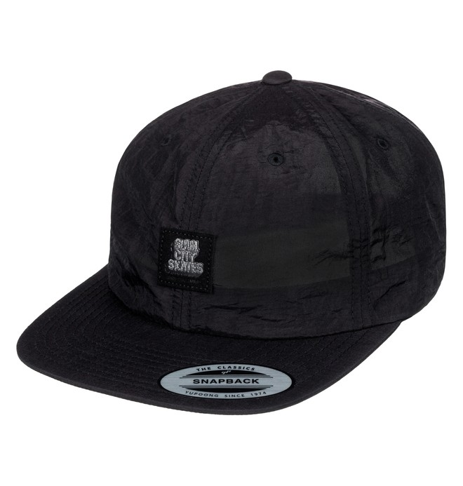 0 Slam City - Gorra Ajustable Negro ADYHA03458 DC Shoes