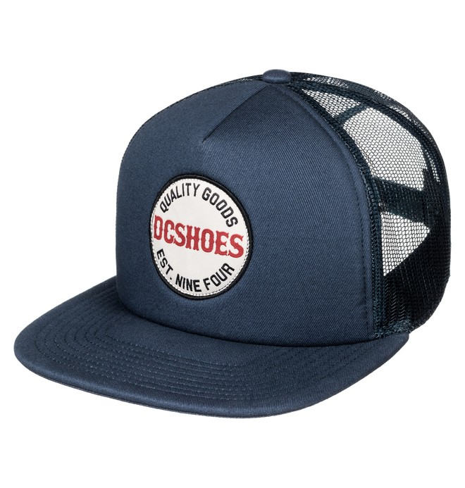 0 Toolshed - Casquette trucker  ADYHA03471 DC Shoes