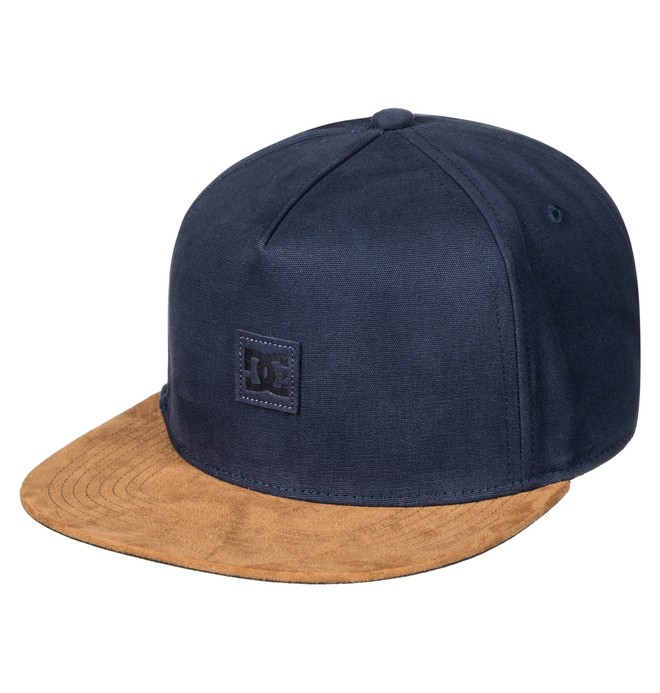 0 Finisher - Snapback Cap Blue ADYHA03483 DC Shoes