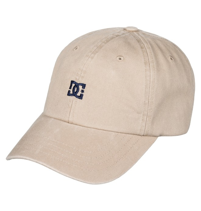 0 Men's Uncle Fred Dad Hat Brown ADYHA03546 DC Shoes