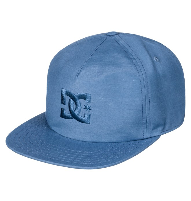 0 Floora - Baseball Hat Blue ADYHA03548 DC Shoes