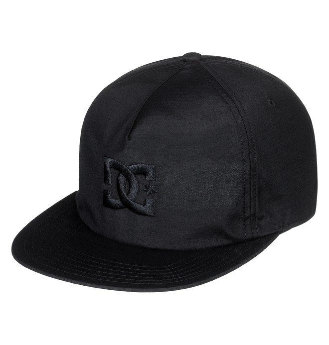 0 Floora - Baseball Hat Black ADYHA03548 DC Shoes