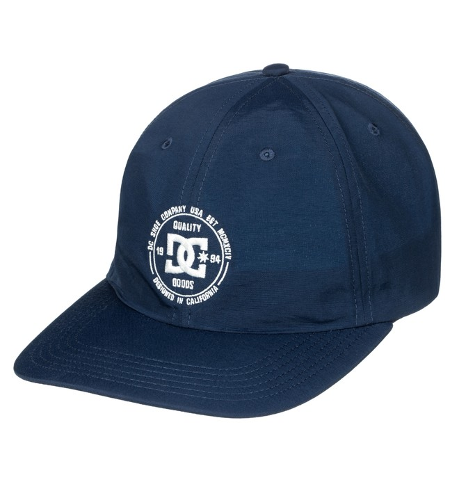 0 Couch Tender - Casquette strapback Bleu ADYHA03557 DC Shoes