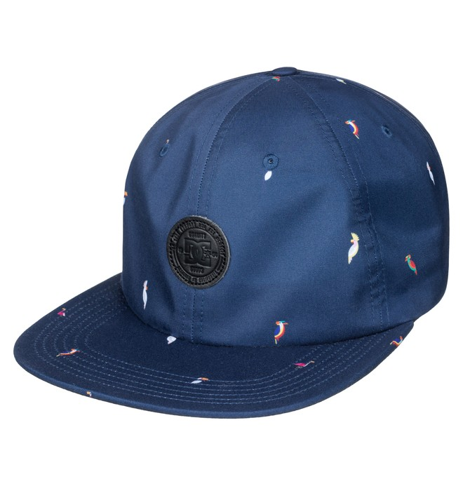 0 Everman - Casquette snapback Bleu ADYHA03570 DC Shoes