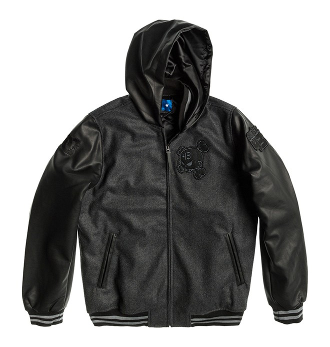 KB LIMITED JACKET Black ADYJK00003