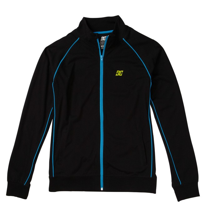 0 Men's Current Track Jacket  ADYJK00017 DC Shoes
