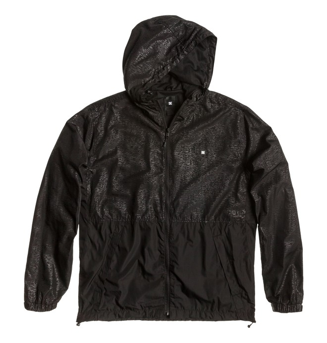0 Men's Vault Jacket Black ADYJK00034 DC Shoes