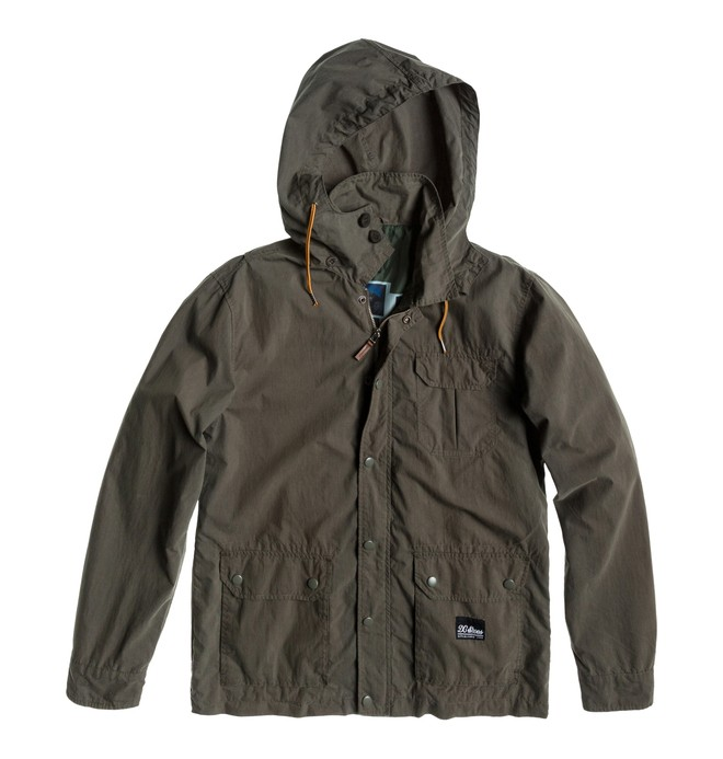 0 Men's Wes Kremer Men's Awol Jacket  ADYJK00043 DC Shoes