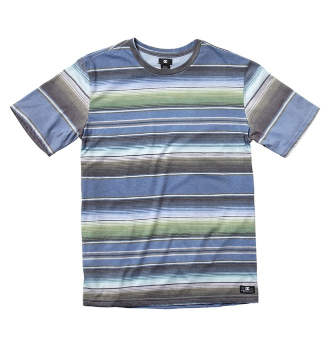 0 Men's Spark Jackson Tee  ADYKT00010 DC Shoes