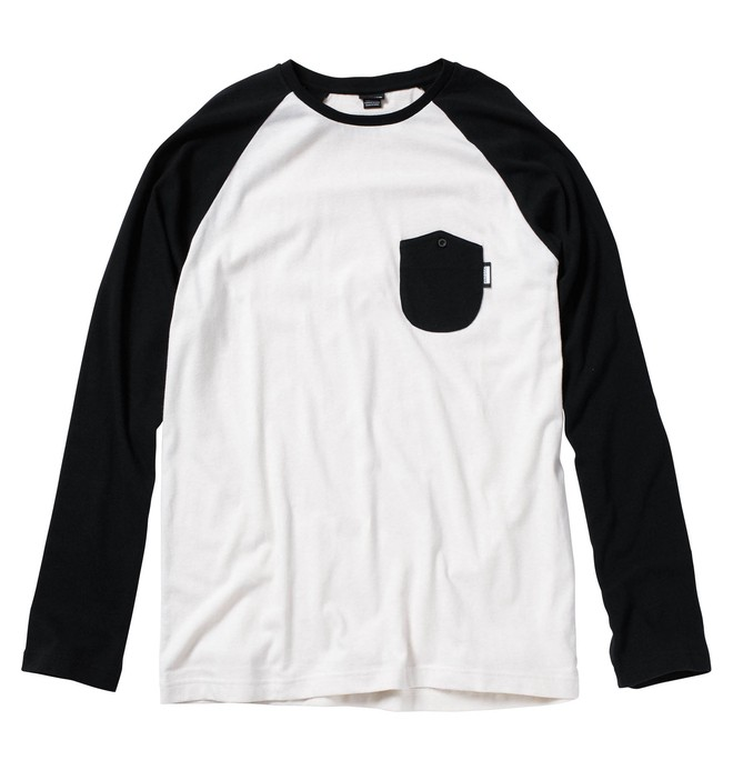 0 Men's NVRBRKN. Fiedler Raglan  ADYKT00012 DC Shoes