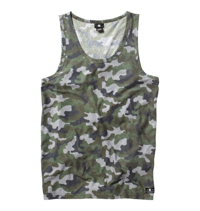 0 Men's Woodland Tank  ADYKT00050 DC Shoes