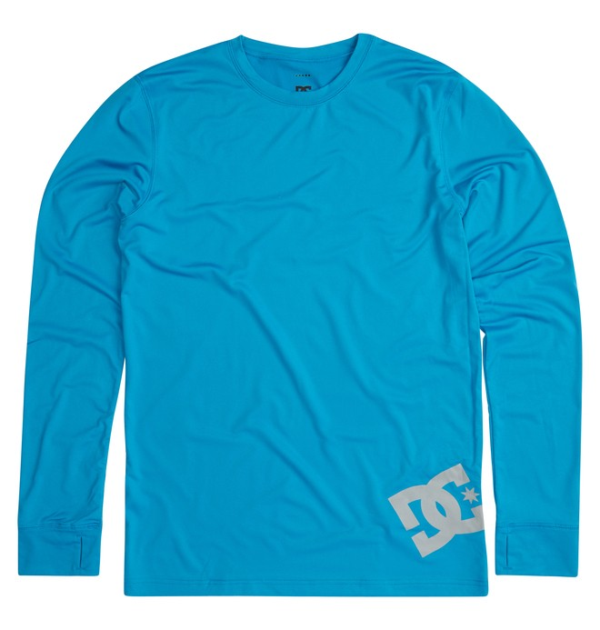 0 Men's Agate Base Layer Long Sleve Tee  ADYKT00068 DC Shoes