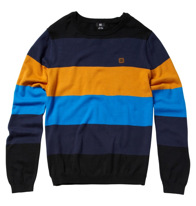 0 Men's Bob Sweater  ADYKT00089 DC Shoes