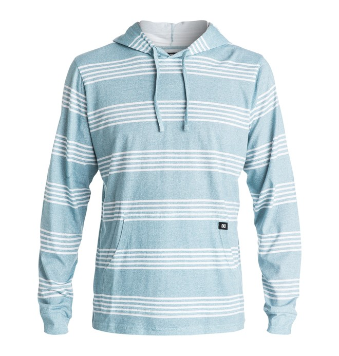 0 Men's Heroland Pull Over Hoodie  ADYKT00104 DC Shoes