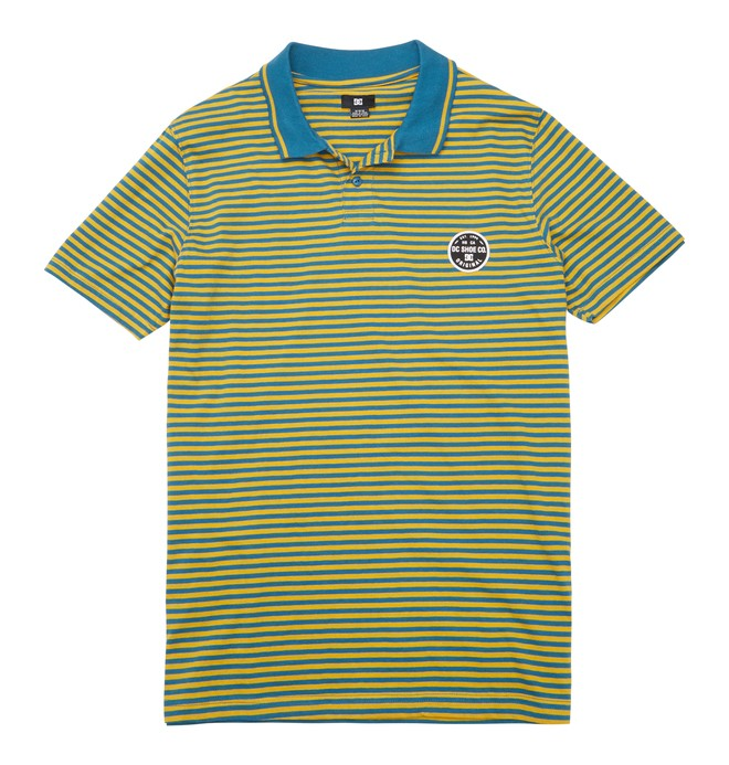 0 Men's Steel Polo  ADYKT00188 DC Shoes