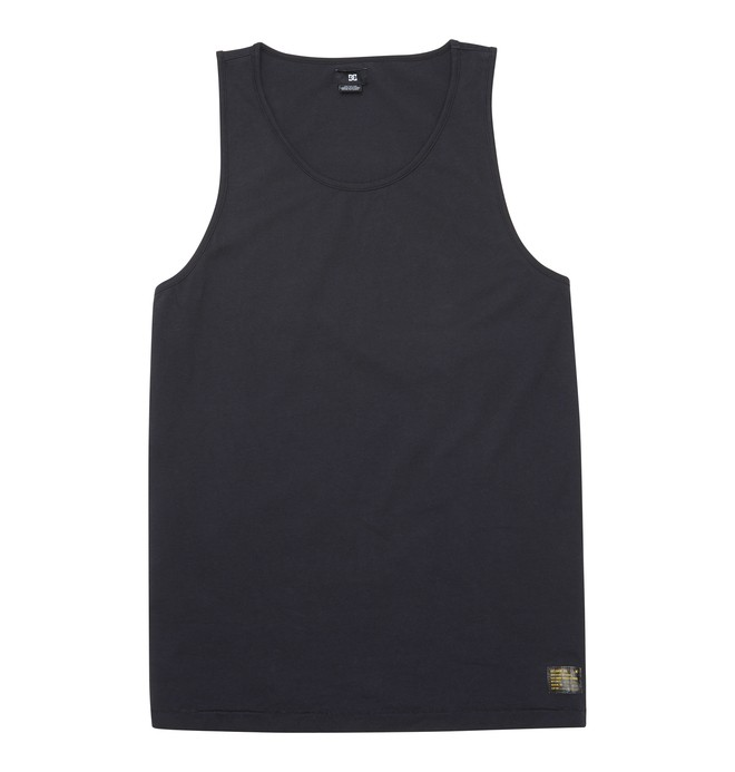 0 Men's Wayback Tank Black ADYKT00191 DC Shoes